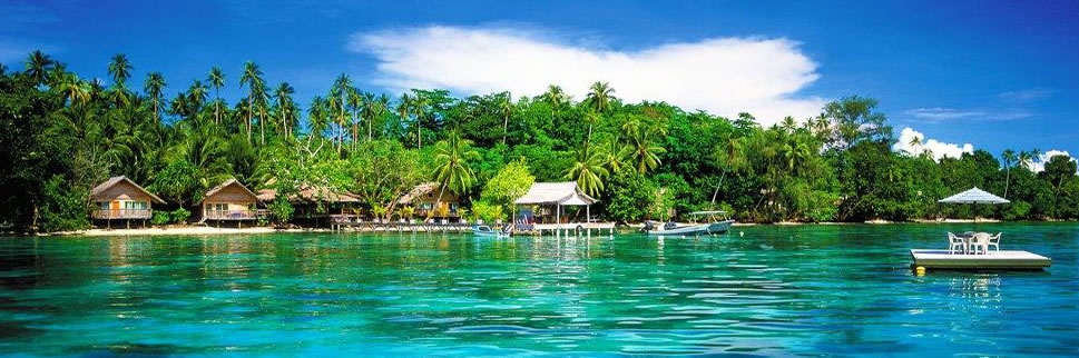 SurfingSolomonIslands | Solomon Islands - Tropical Paradise